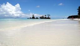 Traumstrand auf Boracay