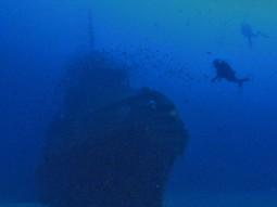 Wracktaucher auf Malta
