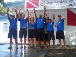 Willkommen bei den Deep Blue Divers
