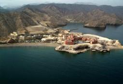 Breathtaking scenery, Muscat